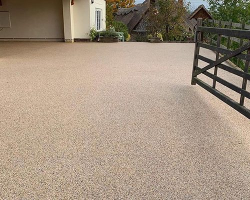 resin driveway specialists