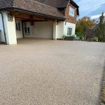 resin-bound driveways sussex surrey