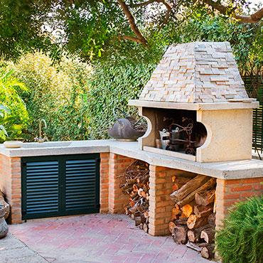 Groundworks Company Pizza Oven West Sussex