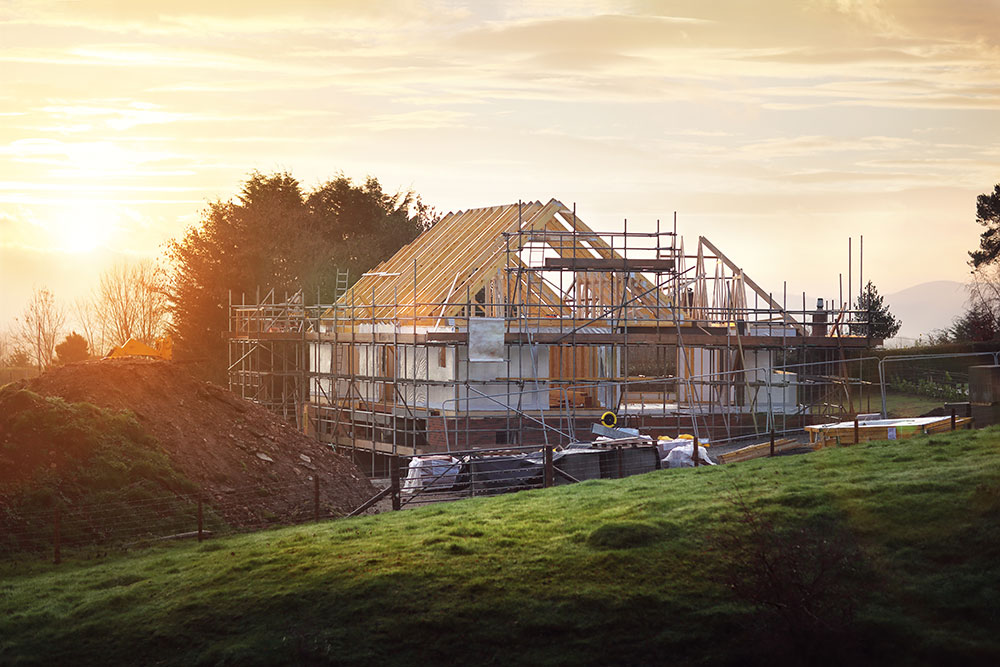 new build groundworks Petworth